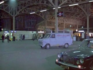 Marylebone Station in 'The Dessert Song'