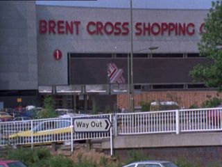 Brent Cross Shopping Centre in 'You Lose Some, You Win Some'