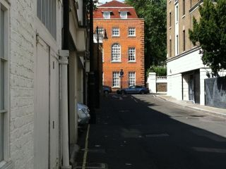 Wille's Mews House in 'Don't Tell Them Willie Boy Was Here'
