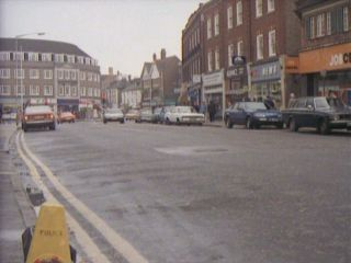 Slough High Street in 'A Nice Little Wine'