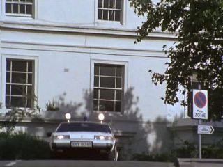Police car & Ambulance scene in 'All About Scoring, Innit?'