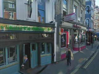 Wardour Street in 'Rembrandt Doesn't Live Here Anymore'