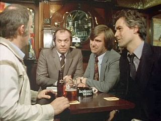 The pub in 'Another Bride, Another Groom'