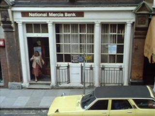 National Mercia Bank in 'The Birdman Of Wormwood Scrubs'
