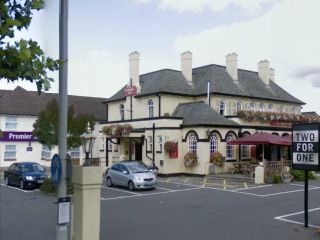 The Winning Post pub in 'Why Pay Tax?'