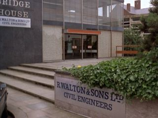 R. Walton & Sons Civil Engineers in 'Back In Good Old England'