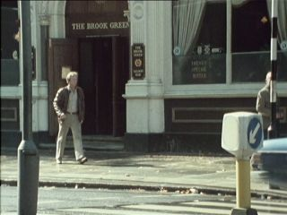 Terry returns from The Brook Green Pub in 'In'