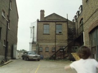 Arthur Daley's Lockup in Series 3