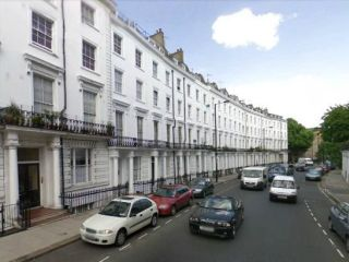 Harry's Flat in 'Rocky Eight And A Half'