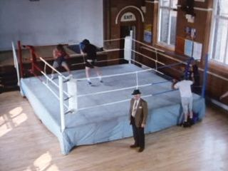 Boxing Club in 'Rocky Eight And A Half'