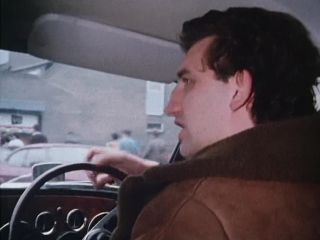 Nathan drives Terry in 'The Car Lot Baggers'