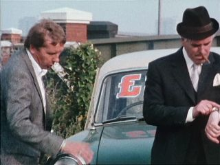 Freddy's Car Lot in 'If Money Be The Food Of Love, Play On'