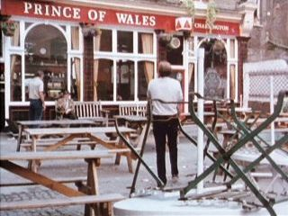 The Prince Of Wales Pub in 'If Money Be The Food Of Love, Play On'