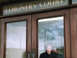 Coroner's Court in 'A Star Is Gorn'