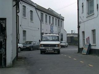 Arthur Daley's Lockup in Series 7