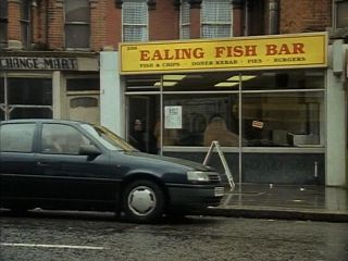Morley & Field go to the chip shop in 'I'll Never Forget Whats'Ername'