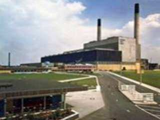 The power station in 'No Way To Treat A Daley'