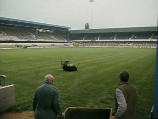 Loftus Road Stadium in 'Gone With The Winchester'