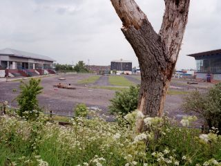 Hackney Wick Stadium in 'Cars And Pints And Pains'