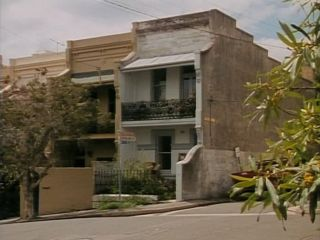 Des Collins' House in 'For A Few Dollars More'