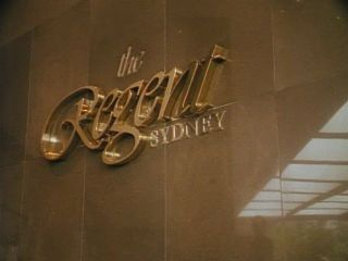 Regent Hotel in 'For A Few Dollars More'