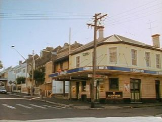 Somerset Hotel in 'For A Few Dollars More'