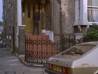 Terry's first flat in series 2 & 3