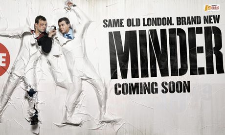 Brand new Minder on FIVE