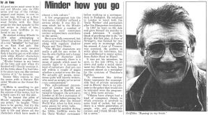 1985 Interview with Leon Griffiths